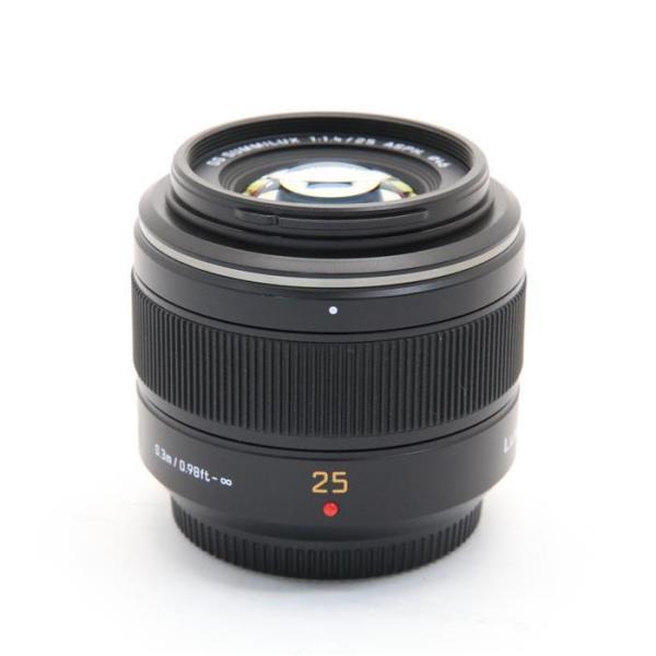 《美品》Panasonic LEICA DG SUMMILUX 25mm F1.4 ASPH. H-X025