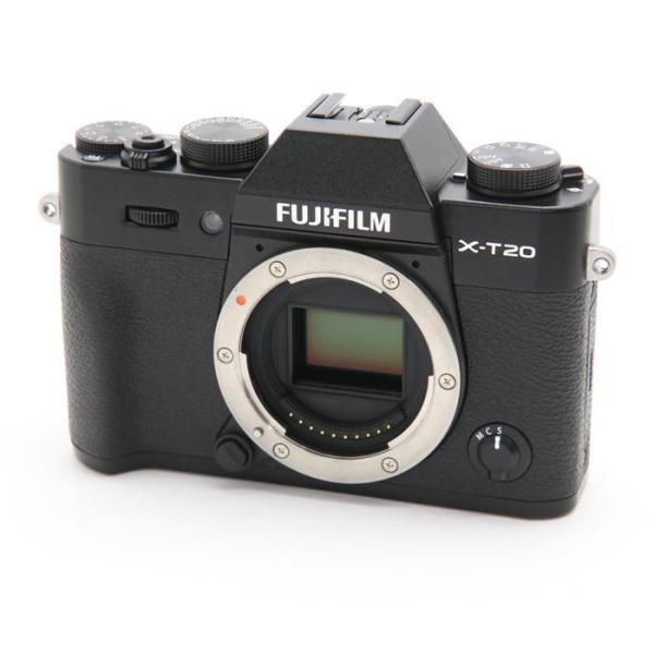 《並品》FUJIFILM X-T20 ボディ