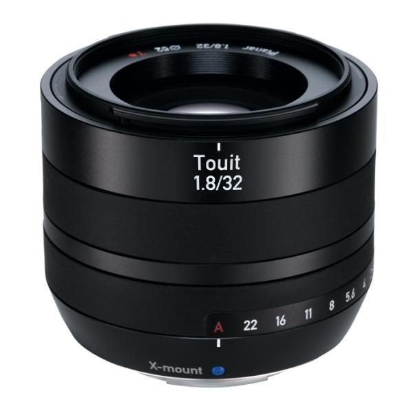 《新品》 Carl Zeiss(カールツァイス) Touit 32mm F1.8(フジフイルムX用)