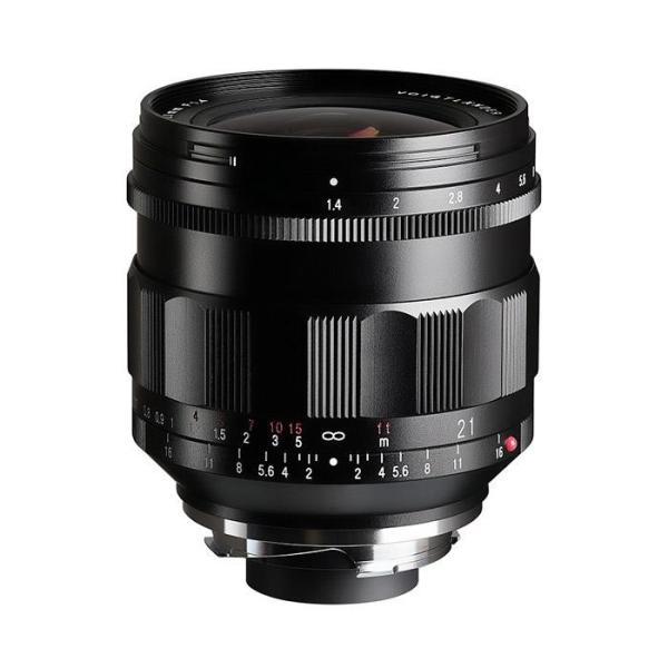 【ご予約受付中】《新品》Voigtlander (フォクトレンダー) NOKTON 21mm F1.4 Aspherical VM(ライカM用) 発売予定日:2020年2月