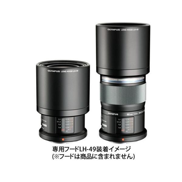 《新品》 OLYMPUS(オリンパス) M.ZUIKO DIGITAL ED60mm F2.8 Macro(マイクロフォーサーズ)〔レンズフード別売〕|ymapcamera|02