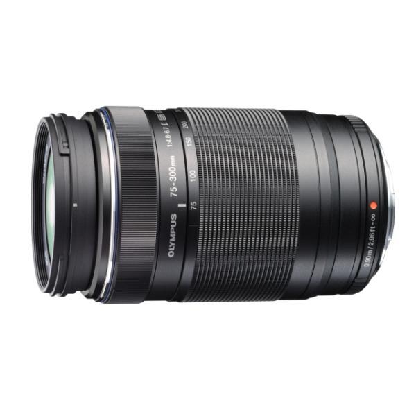 《新品》 OLYMPUS(オリンパス) M.ZUIKO DIGITAL ED 75-300mm F4.8-6.7 II (マイクロフォーサーズ)〔レンズフード別売〕