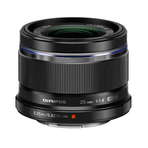 《新品》 OLYMPUS(オリンパス) M.ZUIKO DIGITAL 25mm F1.8 ブラック(マイクロフォーサーズ)