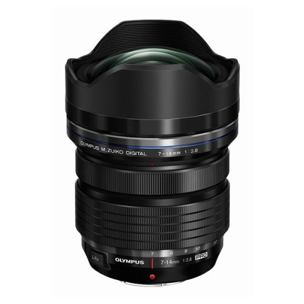 《新品》 OLYMPUS(オリンパス) M.ZUIKO DIGITAL ED 7-14mm F2.8 PRO【¥10,000-キャッシュバック対象】