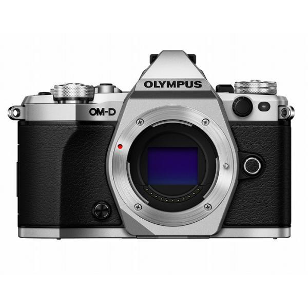 《新品》 OLYMPUS (オリンパス) OM-D E-M5 MarkII ボディ シルバー