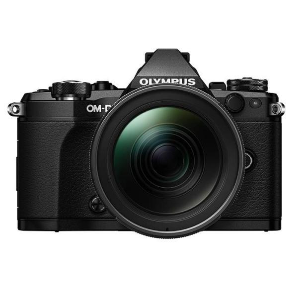 《新品》 OLYMPUS (オリンパス) OM-D E-M5 Mark II 12-40mm F2.8 レンズキット ブラック ymapcamera