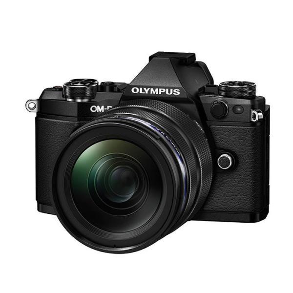 《新品》 OLYMPUS (オリンパス) OM-D E-M5 Mark II 12-40mm F2.8 レンズキット ブラック ymapcamera 02
