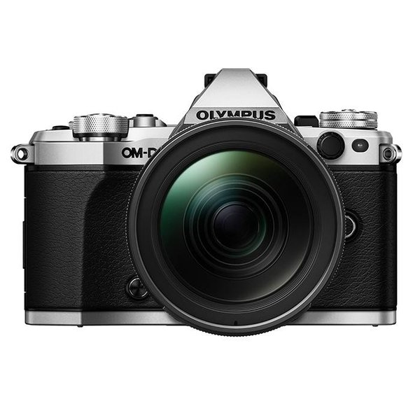 《新品》 OLYMPUS (オリンパス) OM-D E-M5 Mark II 12-40mm F2.8 レンズキット シルバー