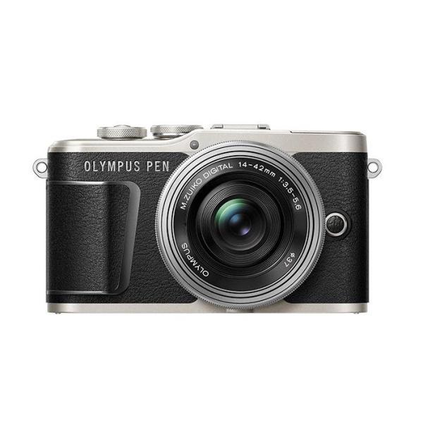 《新品》OLYMPUS (オリンパス) PEN E-PL9 14-42mm EZレンズキット ブラック
