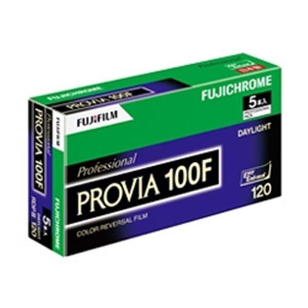 《新品アクセサリー》 FUJIFILM (フジフィルム) PROVIA100F EP NP 120/5本パック|ymapcamera