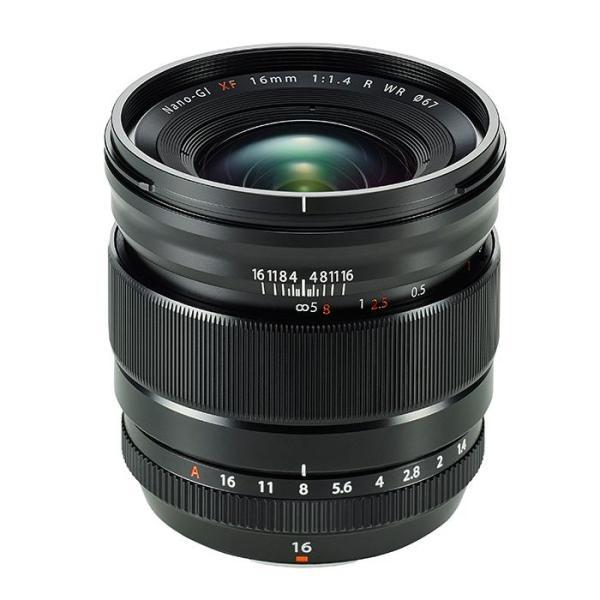 《新品》 FUJIFILM (フジフイルム) フジノン XF 16mm F1.4 R WR