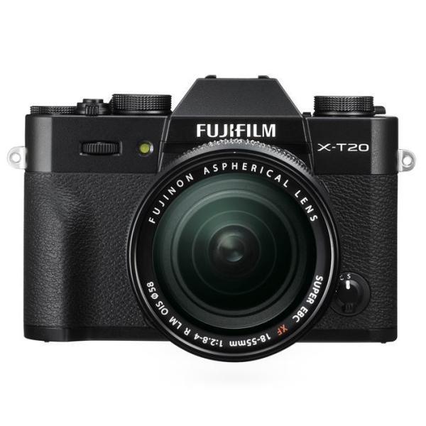 《新品》 FUJIFILM(フジフイルム) X-T20 レンズキット ブラック