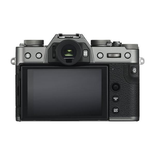 《新品》 FUJIFILM (フジフイルム) X-T30 XC15-45mmレンズキット  チャコールシルバー|ymapcamera|02