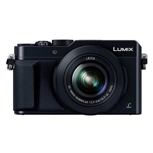 《新品》 Panasonic(パナソニック) LUMIX DMC-LX100-K ブラック【在庫限り(生産完了品)】