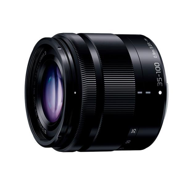 《新品》 Panasonic (パナソニック) LUMIX G VARIO 35-100mm F4.0-5.6 ASPH./MEGA O.I.S.ブラック