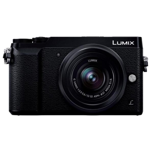 《新品》 Panasonic(パナソニック) LUMIX DMC-GX7MK2K 標準ズームレンズキット ブラック