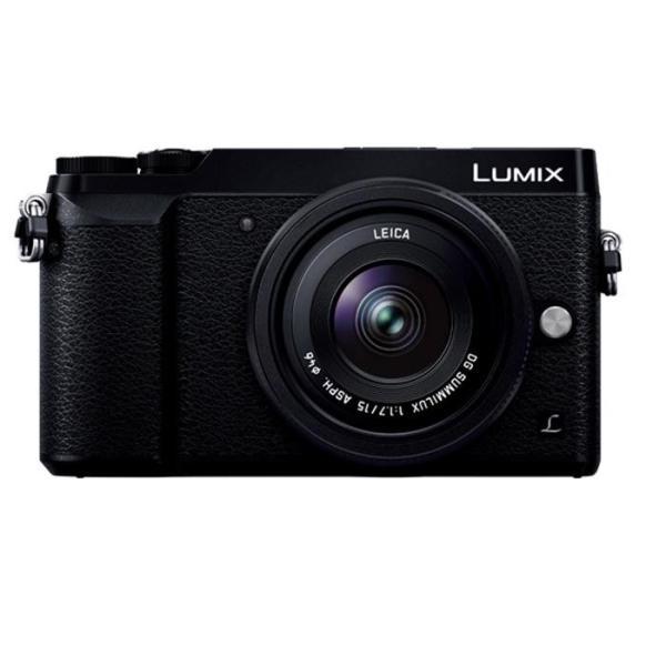 《新品》 Panasonic(パナソニック) LUMIX DMC-GX7MK2L 単焦点ライカDGレンズキット ブラック
