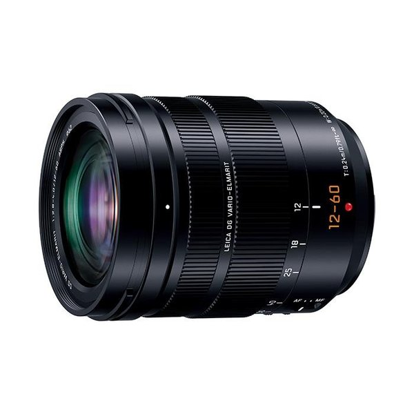 《新品》Panasonic (パナソニック) LEICA DG VARIO-ELMARIT 12-60mm F2.8-4.0 ASPH. POWER O.I.S.