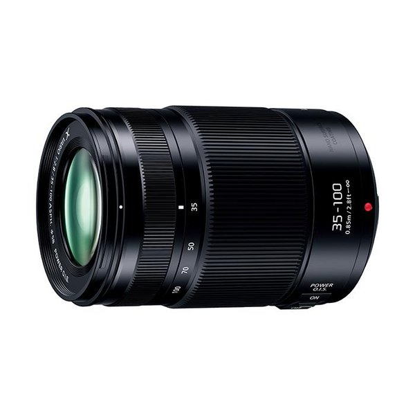 《新品》Panasonic (パナソニック) LUMIX G X VARIO 35-100mm F2.8 II POWER O.I.S. H-HS