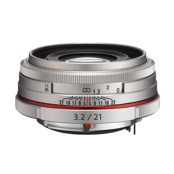 《新品》 PENTAX(ペンタックス) HD DA21mm F3.2AL Limited シルバー
