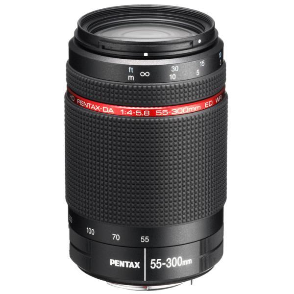 《新品》 PENTAX(ペンタックス) HD DA55-300mm F4-5.8ED WR
