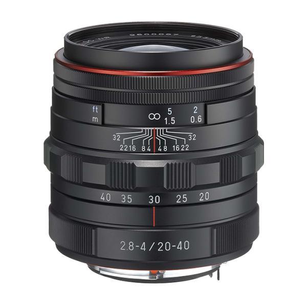 《新品》 PENTAX(ペンタックス) HD DA20-40mm F2.8-4ED Limited DC WR ブラック