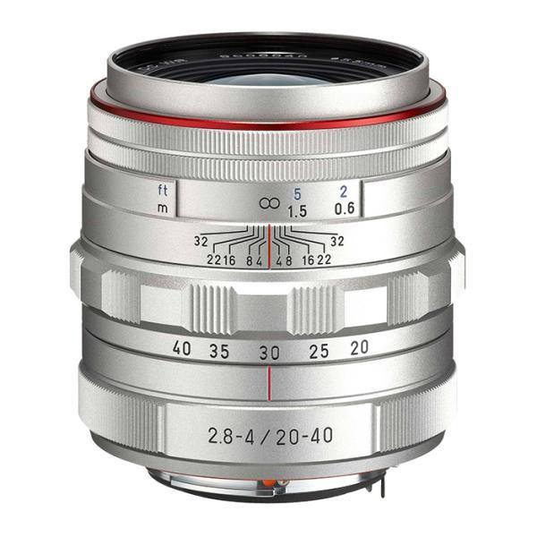 《新品》 PENTAX(ペンタックス) HD DA20-40mm F2.8-4ED Limited DC WR シルバー[ Lens | 交換レンズ ]【¥5,000-キャッシュバック対象】