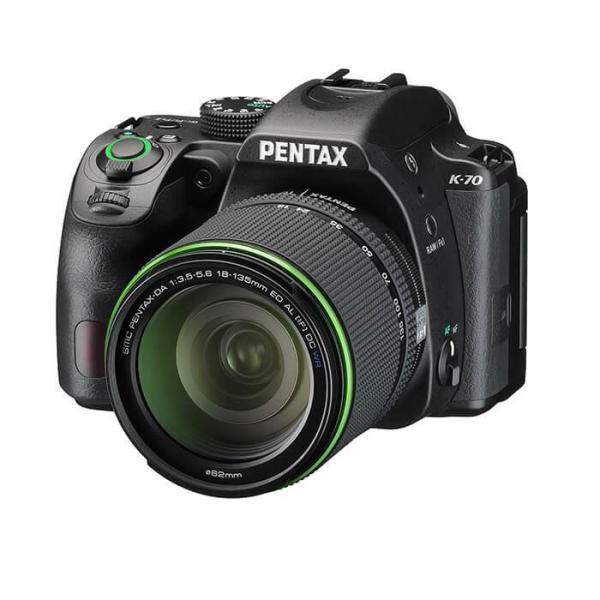 《新品》 PENTAX (ペンタックス) K-70 18-135WR レンズキット ブラック