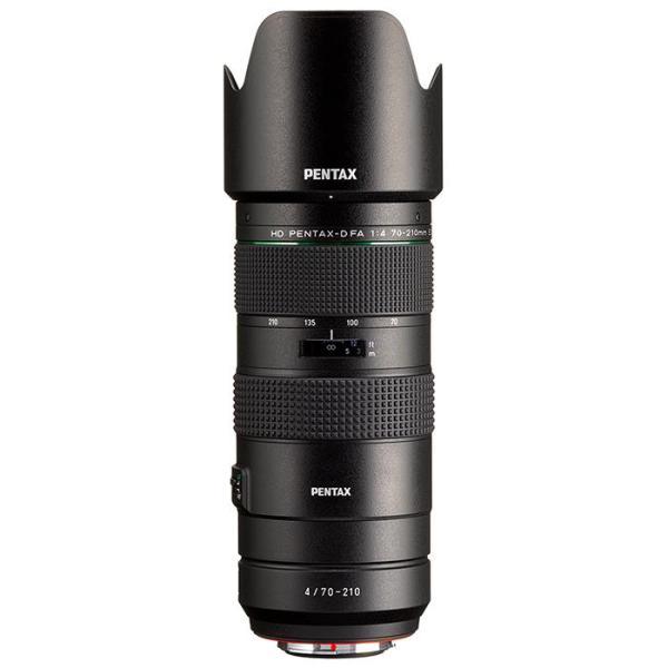 【ご予約受付中】《新品》 PENTAX(ペンタックス) HD D FA 70-210mm F4 ED SDM WR 発売予定日:2020年2月14日