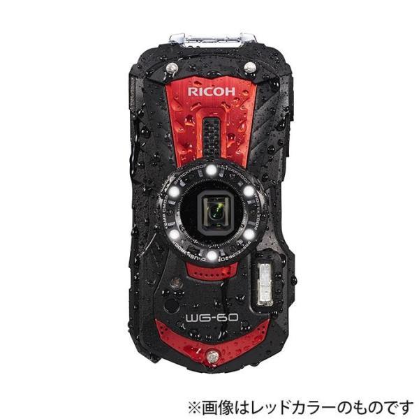 《新品》 RICOH (リコー) WG-60 ブラック