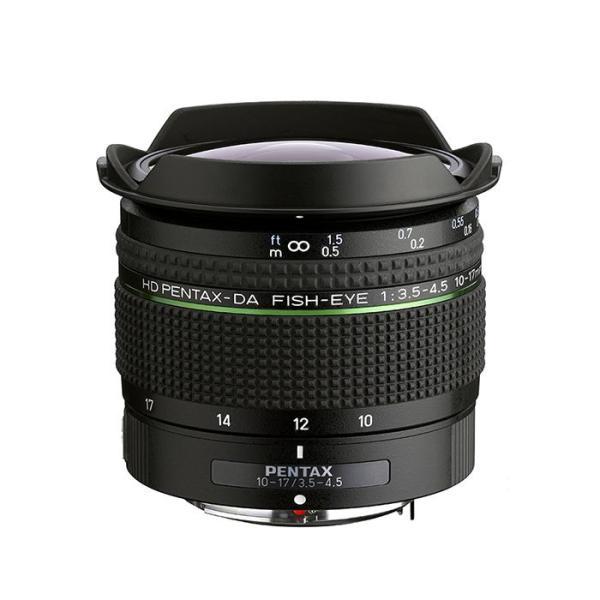 【ご予約受付中】《新品》 PENTAX(ペンタックス) HD DA FISH-EYE 10-17mm F3.5-4.5 ED 発売予定日 :2019年7月26日