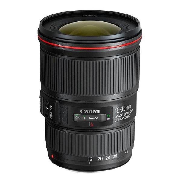 《新品》 Canon(キヤノン) EF16-35mm F4L IS USM