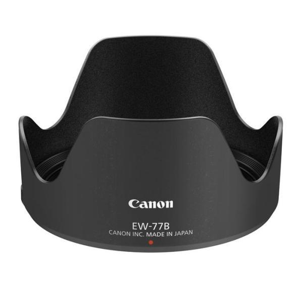 《新品アクセサリー》 Canon(キヤノン) レンズフード EW-77B