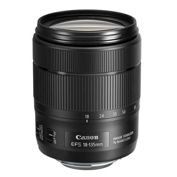 《新品》 Canon(キヤノン) EF-S18-135mm F3.5-5.6 IS USM