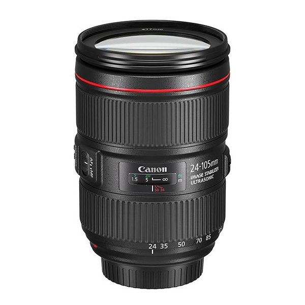 《新品》 Canon(キヤノン) EF24-105mm F4L IS II USM