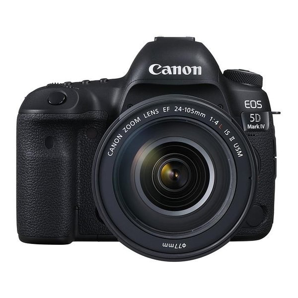 《新品》 Canon(キヤノン) EOS 5D Mark IV EF24-105L IS II USM レンズキット