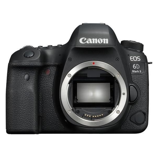 【ご予約受付中】《新品》 Canon(キヤノン) EOS 6D Mark II ボディ【Live!フルサイズキャンペーン対象】発売予定日 :2017年8月4日