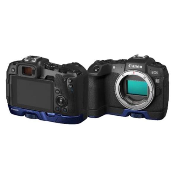 《新品アクセサリー》 Canon (キヤノン) エクステンショングリップ EG-E1 ブルー  対応機種 :EOS RP|ymapcamera|02