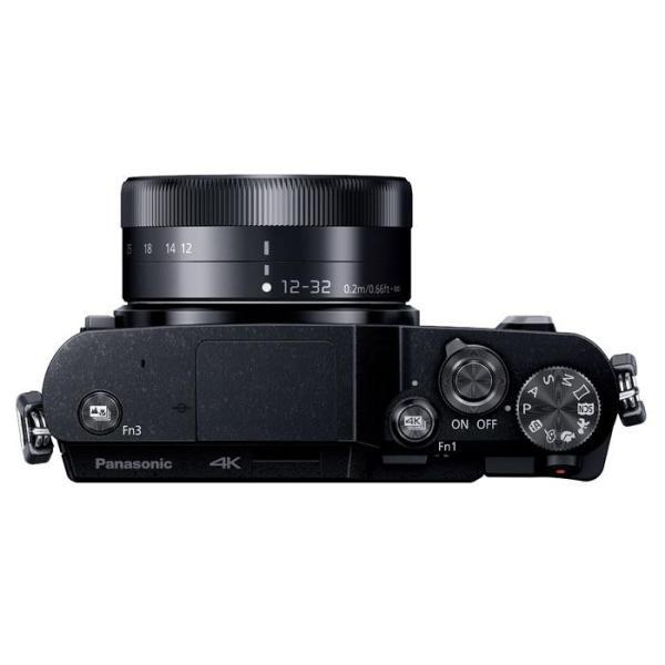 《新品》Panasonic (パナソニック) LUMIX DC-GF10W ダブルレンズキット ブラック|ymapcamera|03