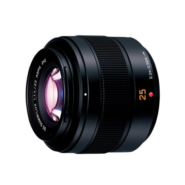 《新品》Panasonic(パナソニック) LEICA DG SUMMILUX 25mm F1.4 II ASPH. H-XA025