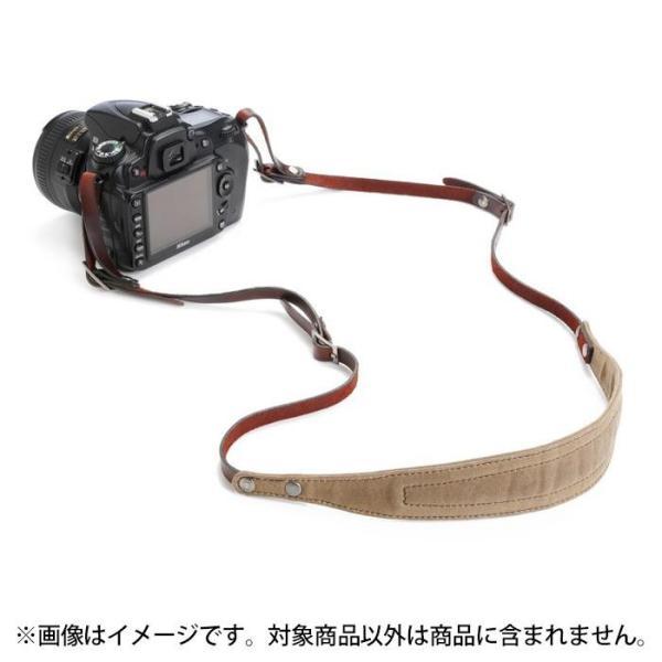 《新品アクセサリー》 ONA(オーエヌエー) カメラストラップ Lima フィールドタン