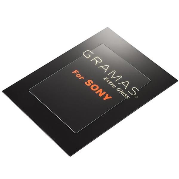 《新品アクセサリー》GRAMAS (グラマス) Extra Glass DCG-SO005 SONY α99 II用