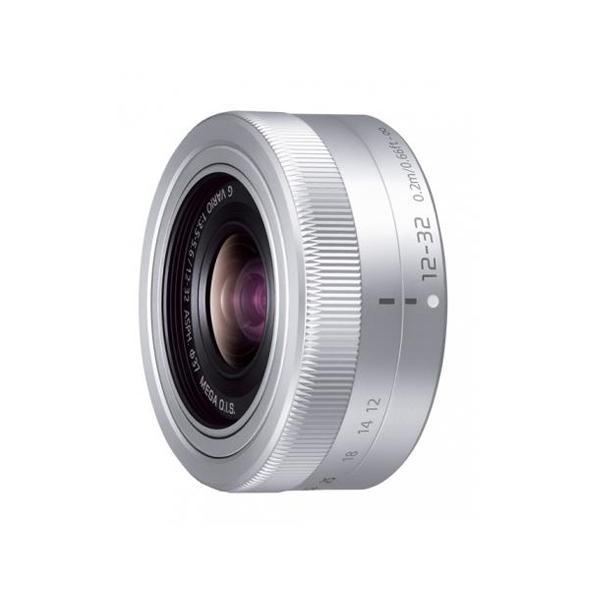 《新品》 Panasonic (パナソニック) LUMIX G VARIO12-32mm F3.5-5.6 ASPH. MEGA O.I.S. H-FS12032 シルバー