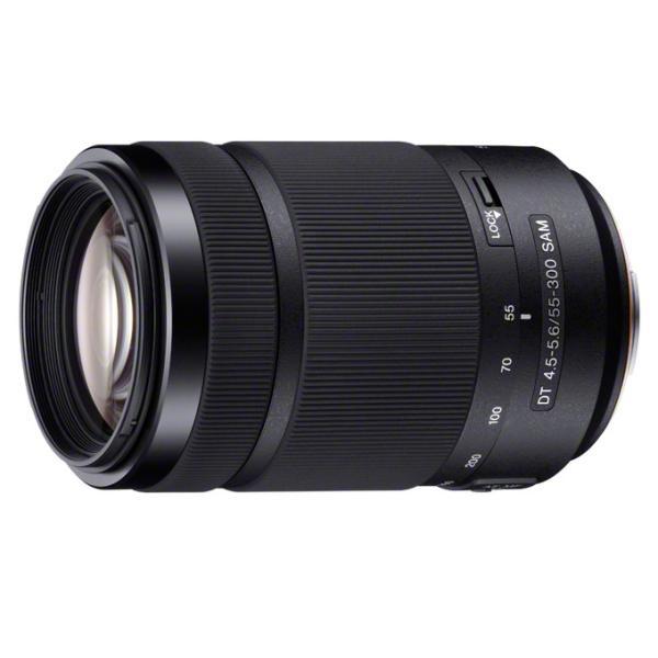 《新品》 SONY(ソニー) DT 55-300mm F4.5-5.6 SAM SAL55300[ Lens   交換レンズ ]