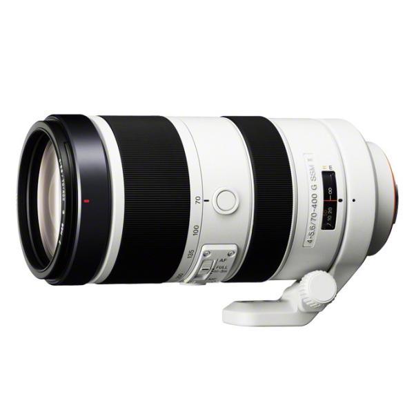 《新品》 SONY(ソニー) 70-400mm F4-5.6 G SSM II SAL70400G2〔納期未定・予約商品〕