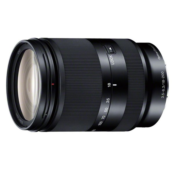 《新品》 SONY(ソニー) E 18-200mm F3.5-6.3 OSS LE SEL18200LE