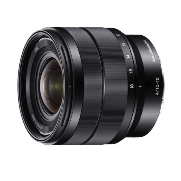《新品》 SONY(ソニー) E 10-18mm F4 OSS SEL1018〔納期未定・予約商品〕