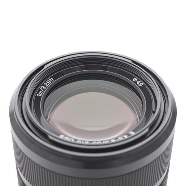 《新品》 SONY(ソニー) E 55-210mm F4.5-6.3 OSS SEL55210 ブラック ymapcamera 02