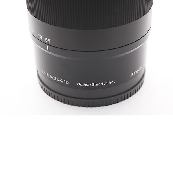 《新品》 SONY(ソニー) E 55-210mm F4.5-6.3 OSS SEL55210 ブラック ymapcamera 03