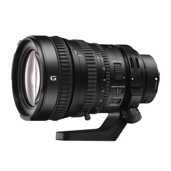 《新品》 SONY(ソニー) FE PZ 28-135mm F4 G OSS SELP28135G 〔フロントキャップ別売〕